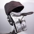 Saco para silla Stokke - plumas y tipis