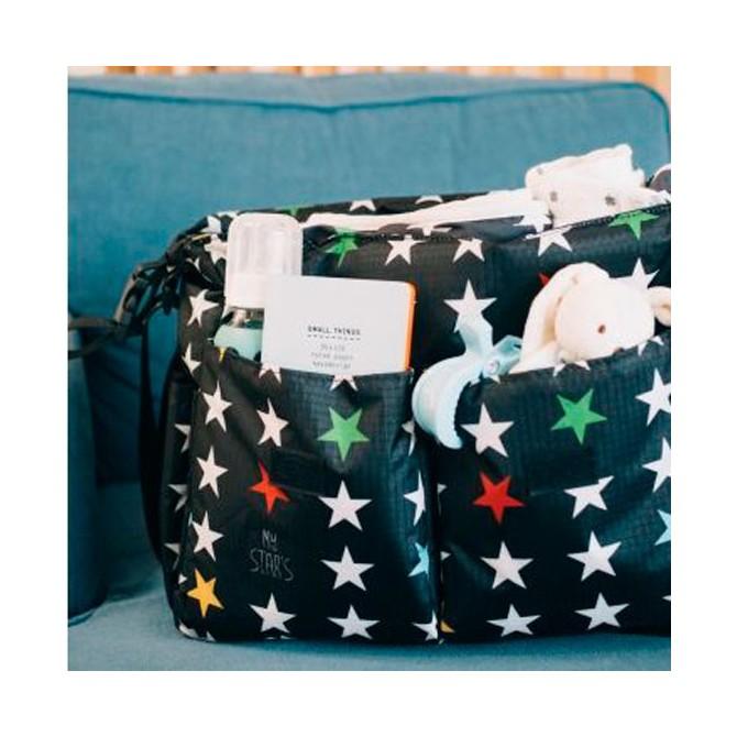 Bolso bandolera Estrellas en negro MYbags
