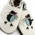 Chausson de bébé - pingouin polaire