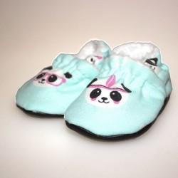Patucos bebe - osos hispter