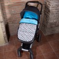 Saco silla Jane Rider invierno - elige el estampado
