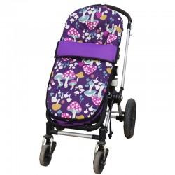 Bugaboo stroller footmuff
