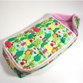 Summer footmuff for carrycot - little Red Riding Hood