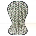 Colchonetas universales para sillas de paseo - calaveras gris