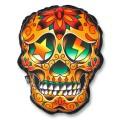 Oreiller - crâne mexicain