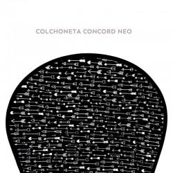 Colchoneta Concord - elige el estampado