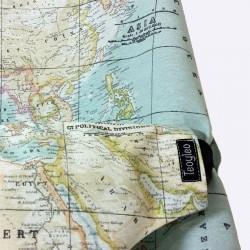 Funda para hamaca Babybjorn - mapa mundi