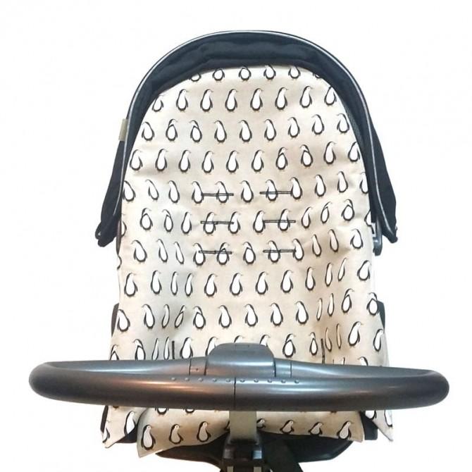 Seat liner for Stokke - Penguins