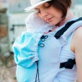 Ergonomic Baby carrier - Sky Cube I