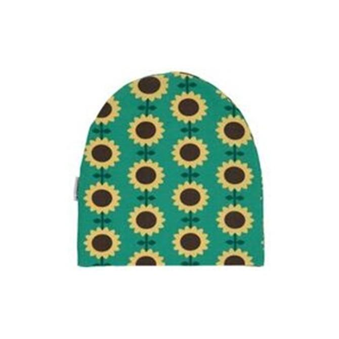 Baby beanie Sunflowers By Maxomorra