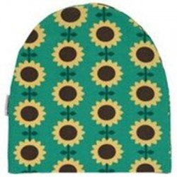 Gorro bebé Sunflowers de Maxomorra