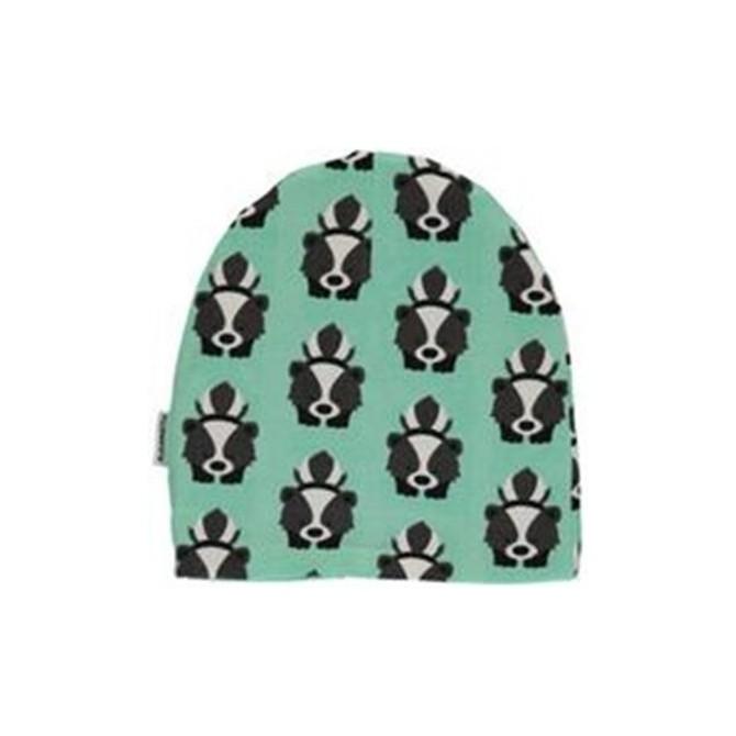 Bonnet bébé Skunk par Maxomorra