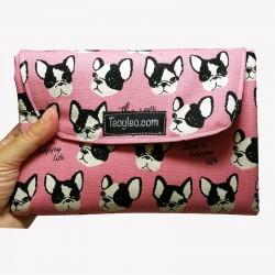 Cambiador Babycool - pink dogs