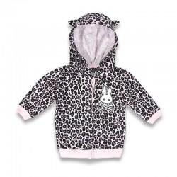Baby Jacket Leo Pink