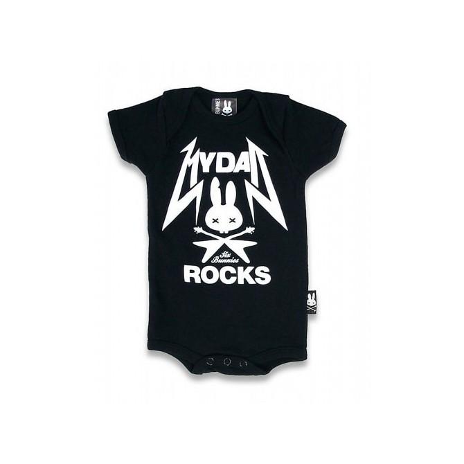 Body bébé - My dad rocks