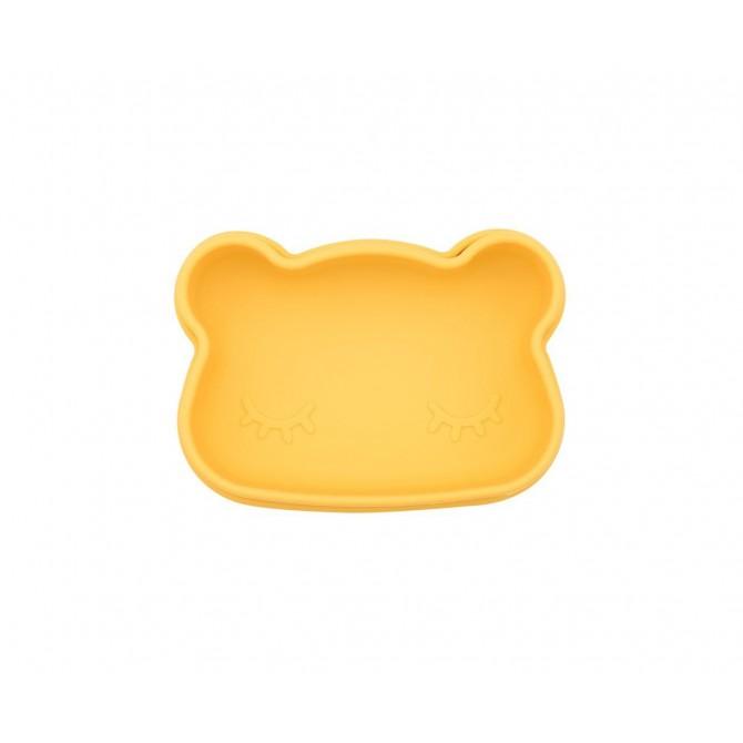 Petite Boîte à Goûter Bear Jaune