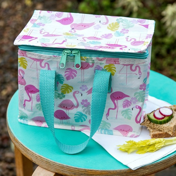 Flamingo Bay Lunch Bag