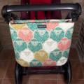 Bolso bebé silla basico - elige tu tela favorita