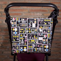 Baby strollerbag Minimalbaby - superlegos