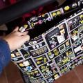 Bolsa para paraguas estampado legos