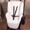 Funda para carrito Jane Muum - beige