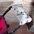 Guantes carrito bebé mono - elige el estampado