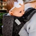 Porte bébé physiologique Fidella Fusion Saint Tropez