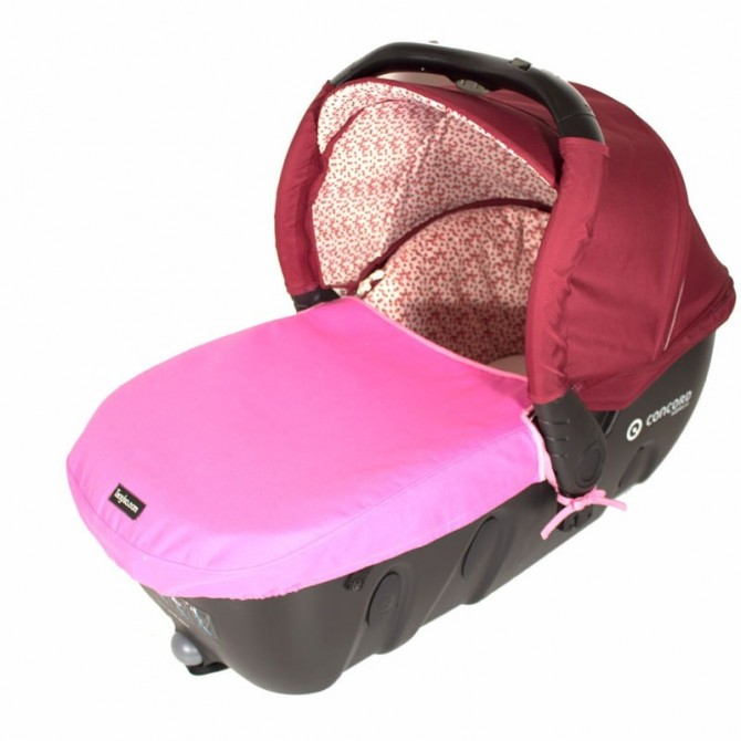 Cover for carrycot Concord Sleeper - choose the color