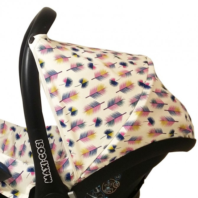 Canopy Fairies for Cabrio fix maxicosi pushchair