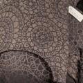 Mochila portabebés ergonómica -Mosaic mocca detalle