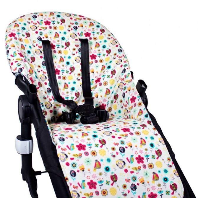 Bugaboo FOX Seat liner - choose the fabric