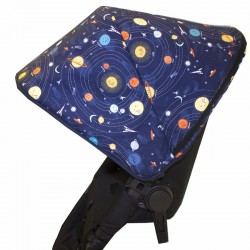 Canopy for Bugaboo stroller - supernova