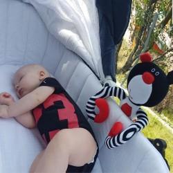 Juguete Osito bebé Boo - brazos spiral