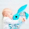 Dou dou blue bunny - little birds