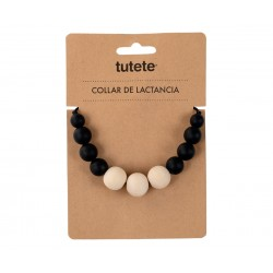 Collier de dentition Chic black