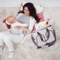 Bolsa de bebé - confort triangulitos
