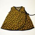 Vestido regalo bebé - kimono animal print