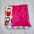Desing your baby blanket