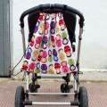 Design your baby pram backpack