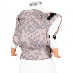 Baby carrier Fidella Fusion - kaliedoscope sand