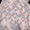 Tela de fular portabebes Fidella bebé - kaleidoscopio sand