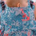 Portebébé ergonomique fidella fusion bébé - maritime