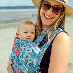 Baby carrier Fidella Fusion - maritime