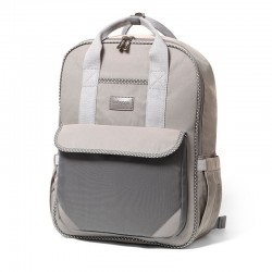 diaper backpack London Look Grey