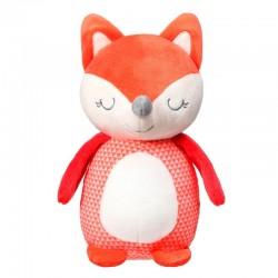 Peluche hochet fox