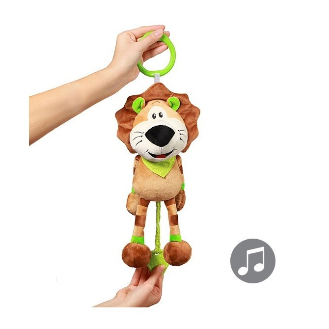 Juguete musical bebé León 3