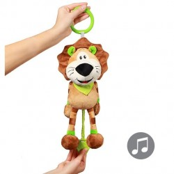 Baby musical toy Lion