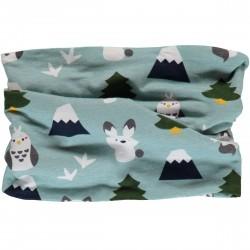 Tube scarf winter world by Maxomorra
