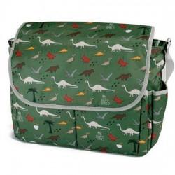 Bolso carrito con solapa Dinos MYbags
