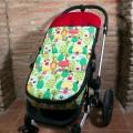 Saco silla de bebé universal - caperucita